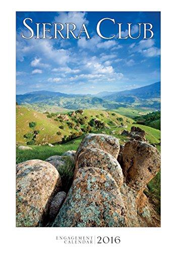 Sierra Club Engagement Calendar 2016