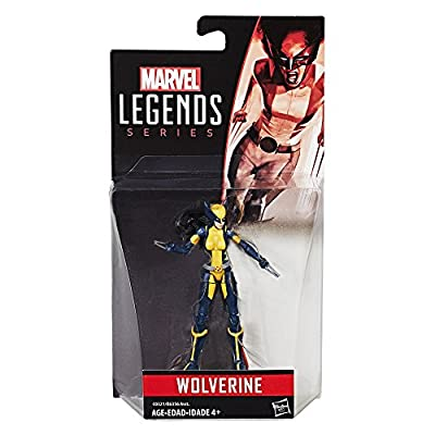Marvel Legends Series 3.75-in Wolverine: Toys & Games