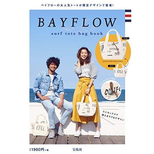 BAYFLOW surf tote bag book 画像