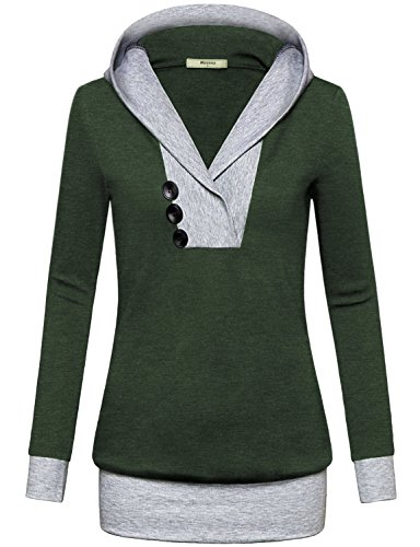 nice attire maternity sporty stylish modern female outfit feminine pop adults shift texture dressy gymnastics gorgeous church weekend workout blouson vacation blouse knitted classic color block classy by Miusey