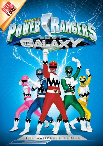 Power Rangers Galaxy (Power Rangers: Lost Galaxy: The Complete Series)