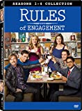 Rules of Engagement - Season 1 / Rules of Engagement - Season 2 / Rules of Engagement - Season 3 / Rules of Engagement - Season 4 - Set