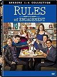 Rules of Engagement - Season 1 / Rules of Engagement - Season 2 / Rules of Engagement - Season 3 / Rules of Engagement - Season 4 - Set