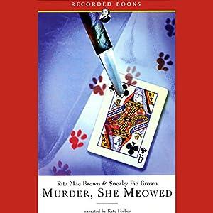 Murder She Meowed Audiobook