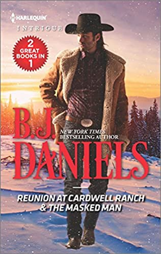 book cover of Reunion at Cardwell Ranch / The Masked Man