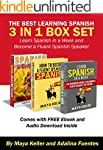 The Best Learning Spanish 3 in 1 Box...