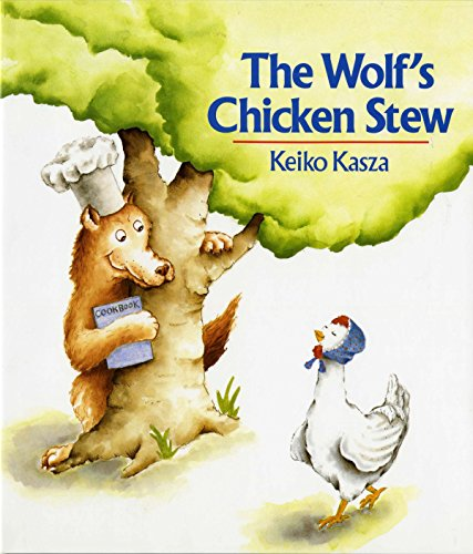 The Wolf's Chicken Stew by Puffin