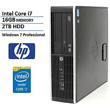 hp elite sff desktop computer intel quad core i72600 up to 38