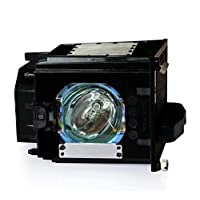 Roccer Replacement 915P049010 Lamp with Housing for Mitsubishi DLP TV WD-52631, WD-57732, WD-65731, WD-65732