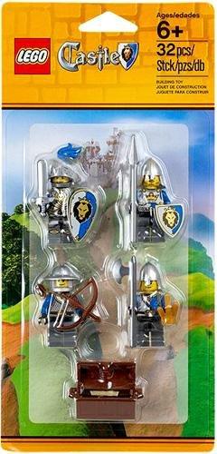 Amazon.com: LEGO Castle Knights Accessory 32 Pc Set: Toys & Games