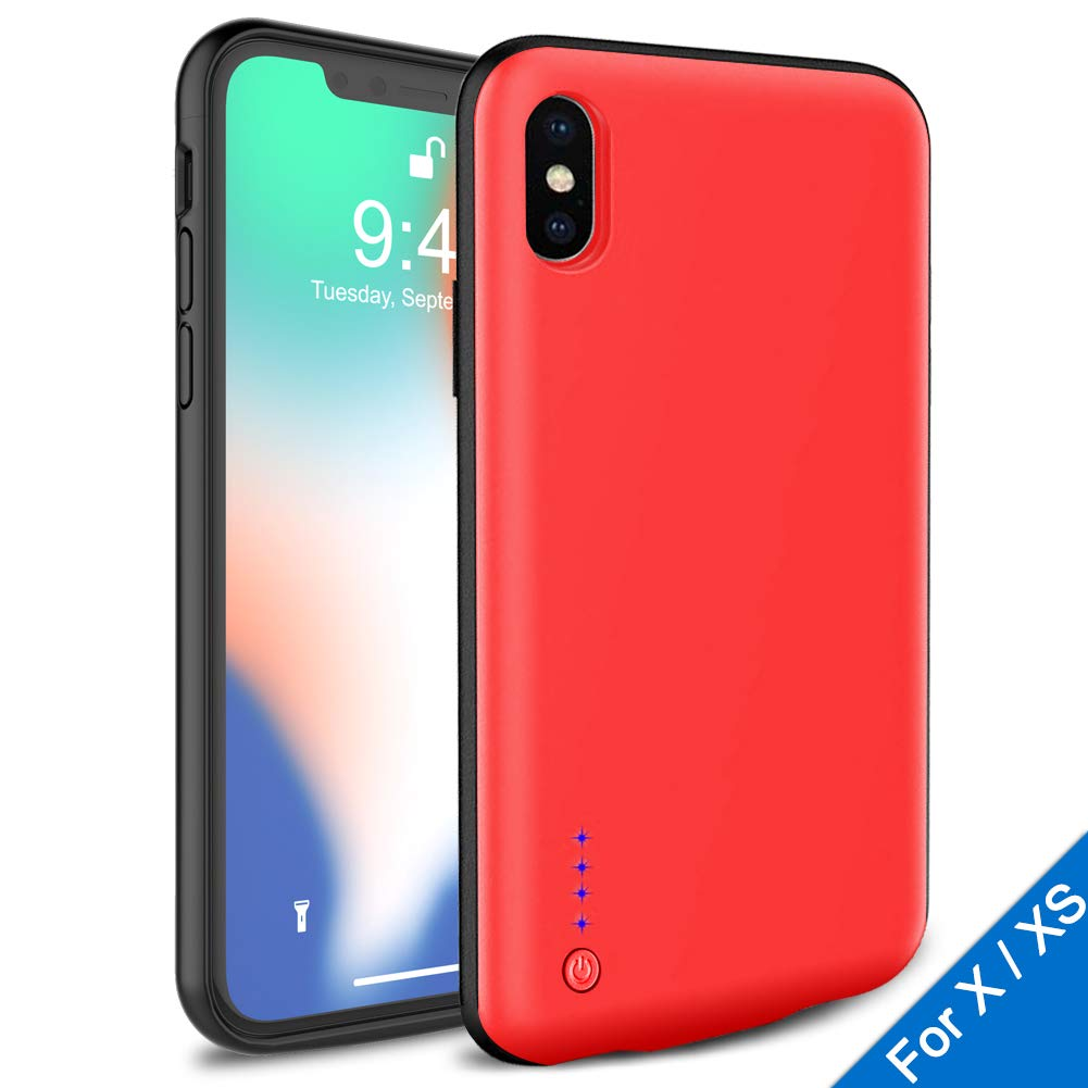 Funda Con Bateria de 3800mah para Apple Iphone X/Xs LCLEBM [7JMC1DF9]