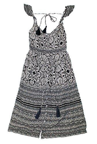 Hollister Women's Flutter-Sleeve Rayon Dress (X-Small, Black) (Hollister Woman Pants)