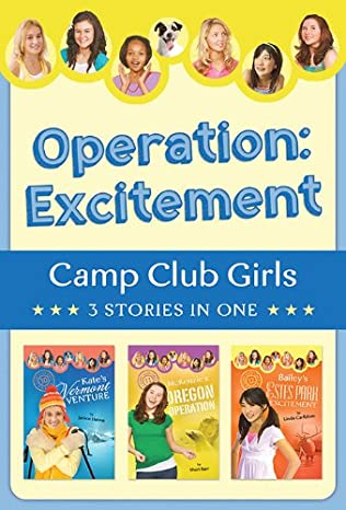 book cover of Operation: Excitement!