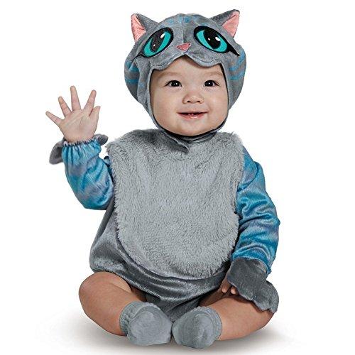 Disney Baby Cheshire Cat Costume, Multi, 6-12 Months