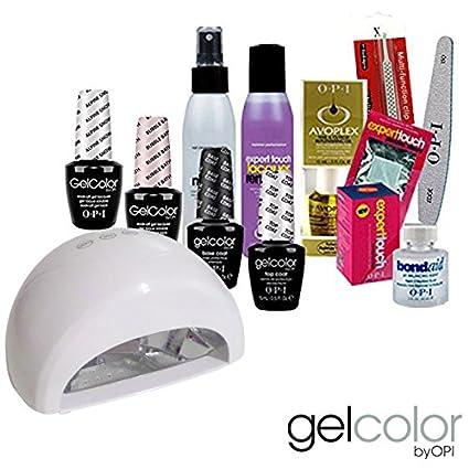 OPI Gelcolor francés manicura Gel Polaco de arranque con LED lámpara y # x2022; Una