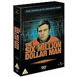 The Six Million Dollar Man: Series 1 (Box Set) [DVD]
