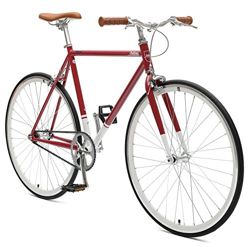 Critical Cycles Harper Single-Speed Fixed Gear Urban Commuter - Chain Fixed