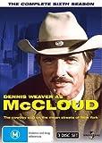 MCCLOUD-SEASON 6 by Dennis Weaver