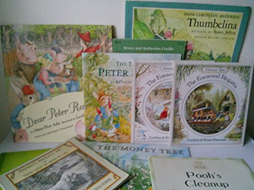 Bedtime Storybook Collection: Dear Peter Rabbit; the Money Tree; Higglety Pigglety Pop; Thumbelina; Pooh's Cleanup; Sarah's - With Foxwoods Kids