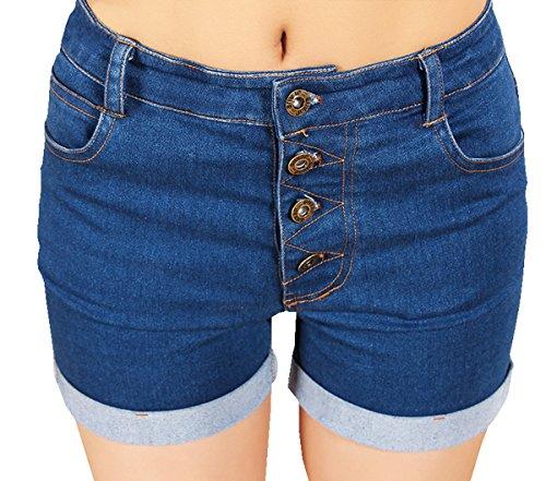 KINHUYO Womens Shorts Ladies Spandex product image