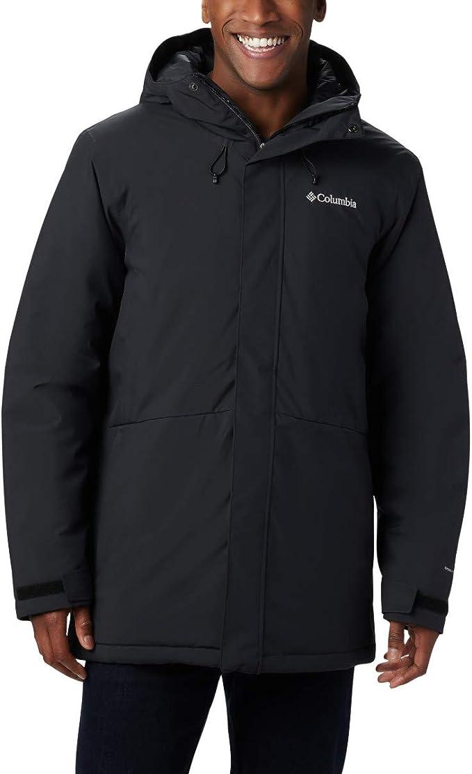 Columbia 哥伦比亚 Northbounder Omni-Tech防水透气 户外男式连帽羽绒服 S码2.2折$44.74 海淘转运到手约¥377