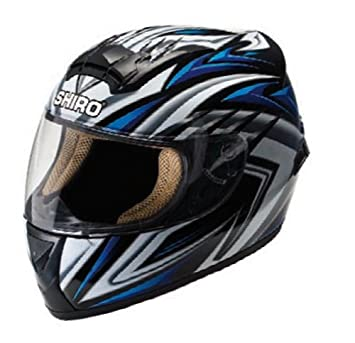CASCO SHIRO INTEGRAL SH-829 ACCEL-KIDS AZUL