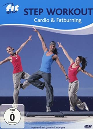 Fit for Fun - Step Workout - Cardio & Fatburning DVD bei amazon kaufen