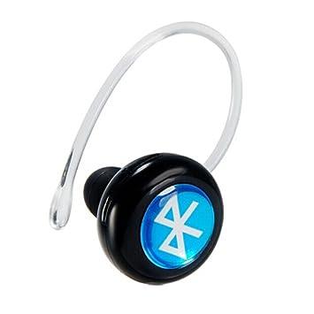 HHLUW Mini Bluetooth Auriculares inalámbricos Auriculares Bluetooth con micrófono Estéreo Auriculares Micro Auriculares Auriculares: Amazon.es: Electrónica