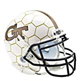 Schutt NCAA Georgia Tech Collectible Mini Helmet, Yellow Jackets