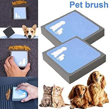 luoOnlineZ - Cepillo Limpiador de Pelo para Limpiar Mascotas ...