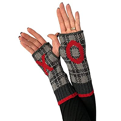 Green 3 Women's Handwarmers Made in USA