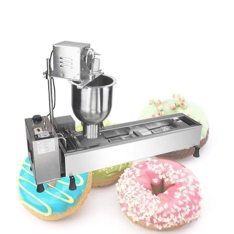 Amazon.com: Mini Donut Lavadora automática, donut sartén ...