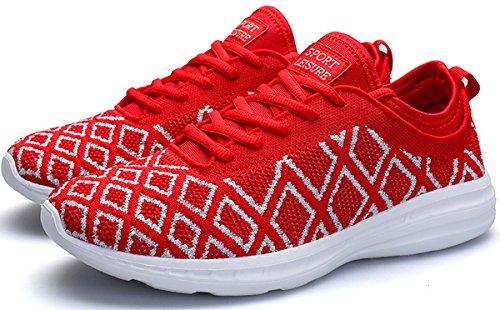 Fitness Gym 2 Multisports Course Rouge Baskets De Sports Outdoor Sneakers Joomra Mixte Chaussures Argenté Adulte chaussures Athlétique Wwnvx46Rq