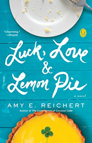Luck, Love & Lemon Pie - Plate Family Pie