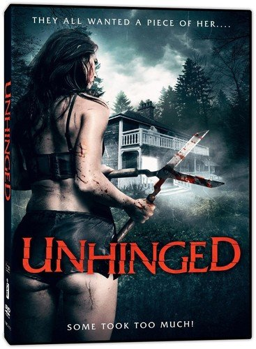 DVD : Unhinged (Dolby, AC-3, Widescreen, Subtitled)