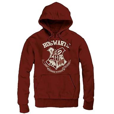 c7af91d11f2b Sweat-Shirt Harry Potter - Hogwarts DDNT  Amazon.fr  Vêtements et ...