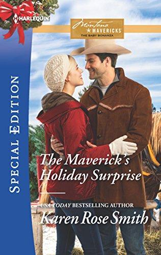 The Maverick's Holiday Surprise (Montana Mavericks: The Baby Bonanza) (Business Baby)