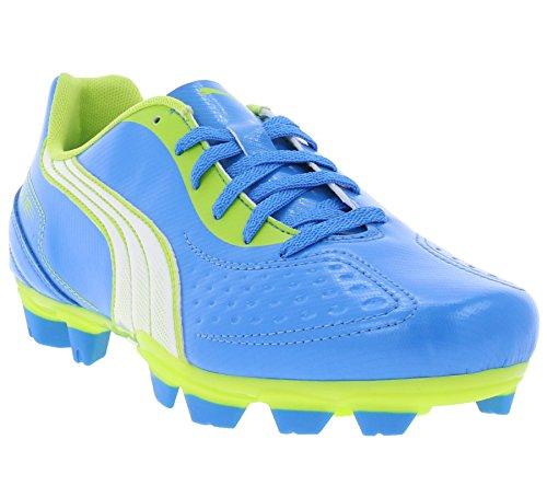 PUMA V5. 11 I FG Jr Schuhe Kinder Fußballschuhe Sportschuhe Blau 102342 06 Blau
