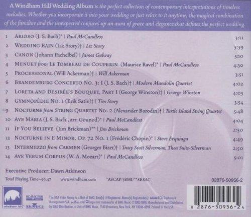 Windham Hill Wedding Album