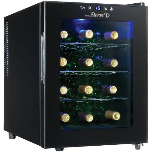 Danby DWC1233BL SC Bottle Wine Cooler