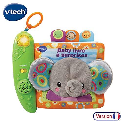 VTech Peek & play Baby Book French version