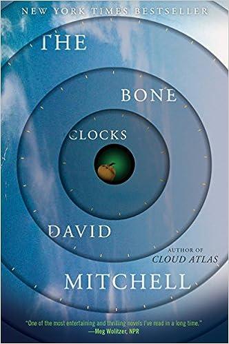 Bone Clocks Pdf