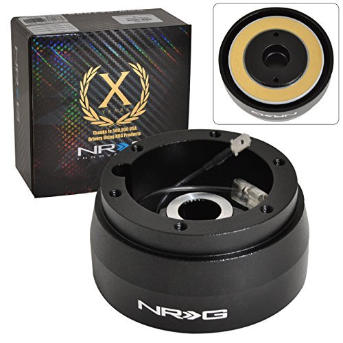 NRG Black Short Steering Wheel Hub For Nissan Datsun 620 720 240z 260z 280z