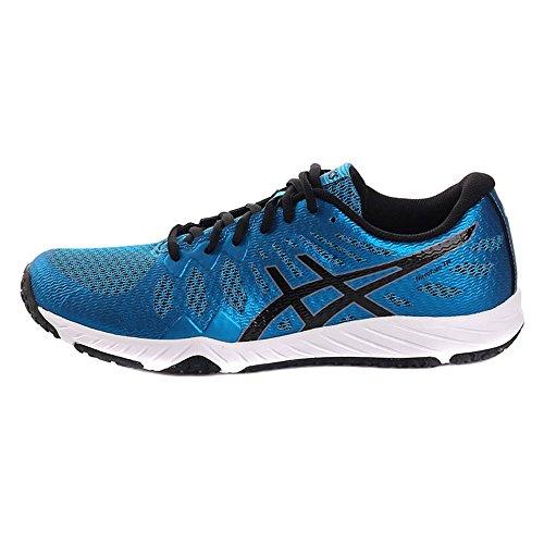 Asics - Nitrofuze TR chaussures de training pour hommes (bleu/noir) - EU 43,5 - US 9,5