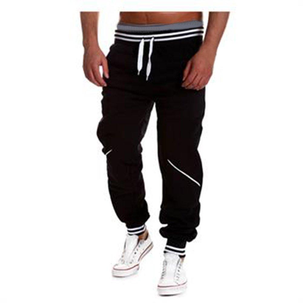 Fashion Story Men Harem Casual Baggy HipHop Dance Sport Sweat Pants Trousers