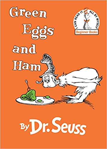 Image result for green eggs and ham amazon