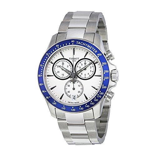 Tissot-Mens-Quartz-Stainless-Steel-Casual-Watch-ColorWhite-Model-T1064171103100