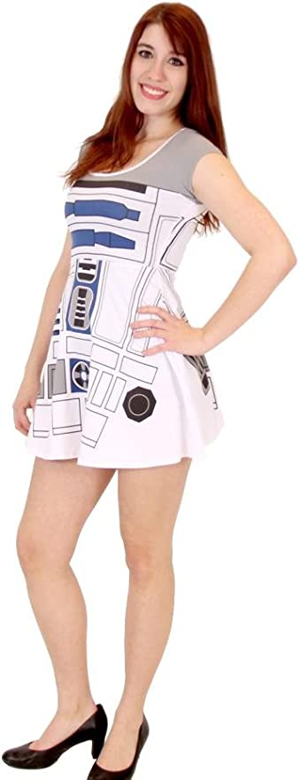 Star Wars I Am R2D2 - Disfraz de monopatín: Amazon.es: Ropa y ...