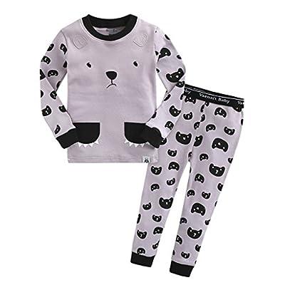YISUMEI Children's Pajamas Thermal Underwear