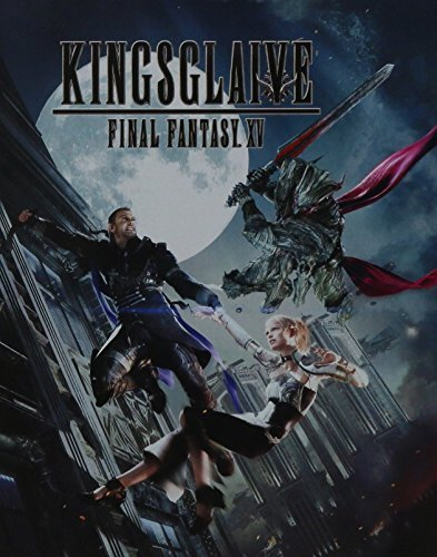 Kingsglaive: Final Fantasy XV (Limited Edition Steel Book) [Blu-ray] by Sony Pictures Home Entertainment